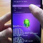 Restaurar Android a modo de fábrica desde la PC