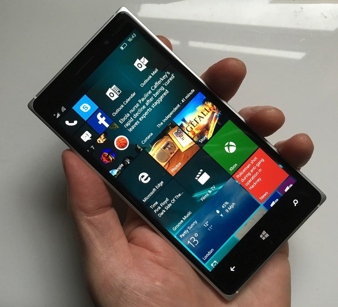 Actualizar firmware de Nokia