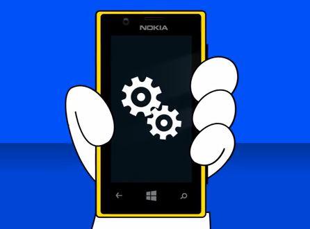 Flashear un Nokia Lumia