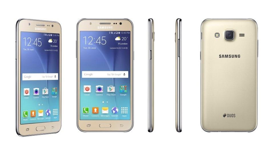 Samsung Galaxy J5 es original