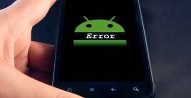 detectar fallas en Android